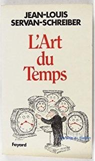 Couverture du livre : L'art du temps