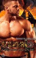 Blackburn, Tome 3 : Une flamme dans son âme
