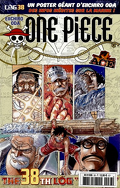 One Piece: The Thirty-Eighthh Log