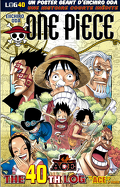 One Piece: The fortyth Log