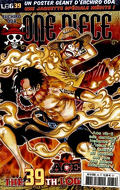 One Piece: The Thirty-Nineth Log