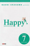 couverture Happy !, Tome 7