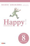 couverture Happy !, Tome 8