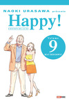 couverture Happy !, Tome 9