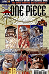 couverture One Piece: The Thirty-Eighthh Log