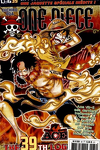 couverture One Piece: The Thirty-Nineth Log