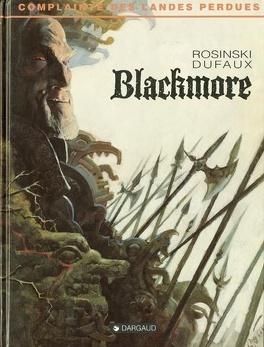 Couverture du livre : Complainte des Landes Perdues, tome 2 : Blackmore