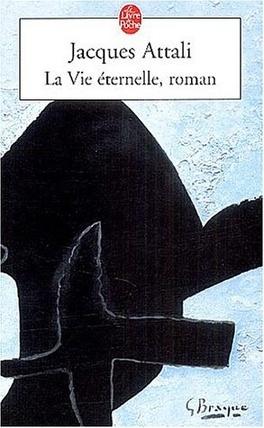 Couverture du livre : La vie éternelle, roman