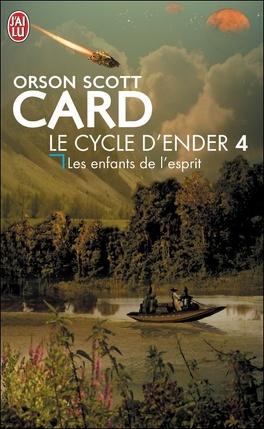 Couverture du livre : Le Cycle d'Ender, Tome 4 : Les Enfants de l'esprit