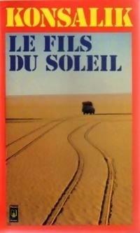 Couverture du livre : Le Fils du soleil