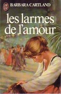 Couverture du livre : Les Larmes de l'amour