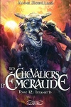 couverture Les Chevaliers d'Émeraude, Tome 12 : Irianeth