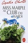 couverture Miss Marple au club du mardi