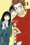 couverture Sawako, tome 5
