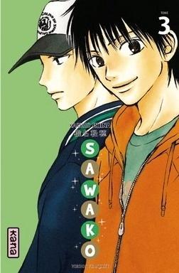 Couverture du livre : Sawako, tome 3