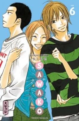 Couverture du livre : Sawako, tome 6