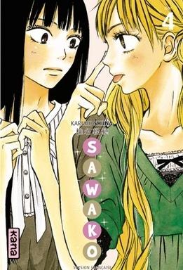 Couverture du livre : Sawako, tome 4