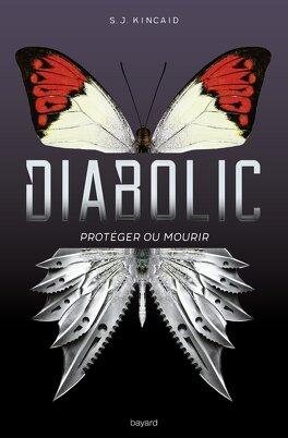 Couverture du livre : Diabolic, Tome 1