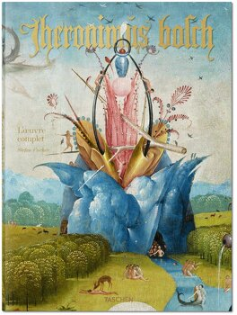 Couverture du livre : Hieronymus Bosch : l'oeuvre complet