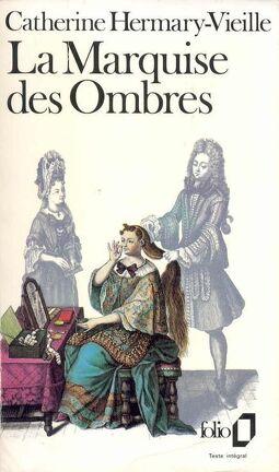 Couverture du livre : La marquise des ombres