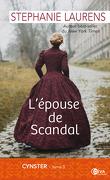 Cynster, Tome 3 : L'épouse de Scandal