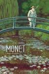 couverture Monet, Nomade de la lumière