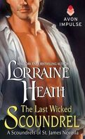 The Scoundrels of St. James, Tome 5 : The Last Wicked Scoundrel