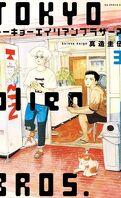 Tokyo Alien Bros, Tome 3