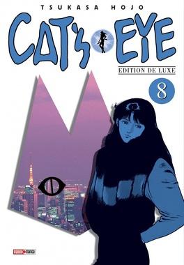 Couverture du livre : Cat's Eye - Édition Deluxe, Tome 8
