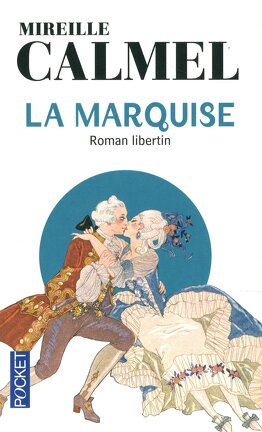 Couverture du livre : La Marquise