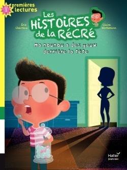 Couverture du livre : Ma Nounou a des yeux derrière la tête