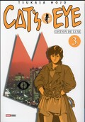 Cat's Eye - Édition Deluxe, Tome 3