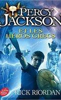 Percy Jackson et les Héros grecs