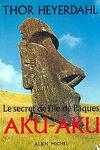 couverture Aku-Aku le secret de l'île de Pâques
