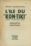 couverture L'île du Kon Tiki