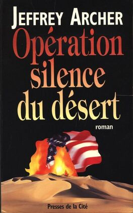 Couverture du livre : Opération Silence du désert