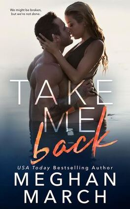 Couverture du livre : Take Me Back