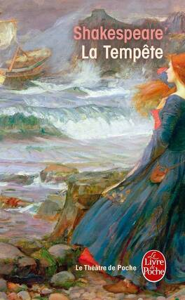 Couverture du livre : La Tempête