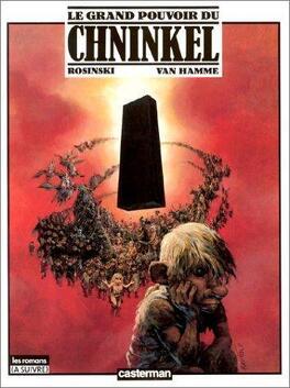 Couverture du livre : Le grand pouvoir du Chninkel