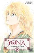 Yona - Princesse de l'Aube, tome 18