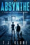 couverture Absynthe, Tome 1 : C'était nuit en le solitaire Octobre
