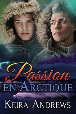 Couverture de Passion en Arctique
