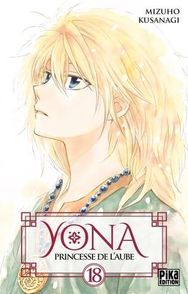 Couverture du livre : Yona - Princesse de l'Aube, tome 18