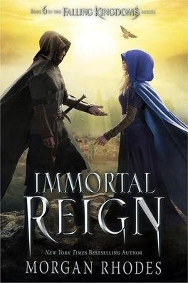 Couverture du livre : Le Dernier Royaume, Acte VI : Immortal Reign