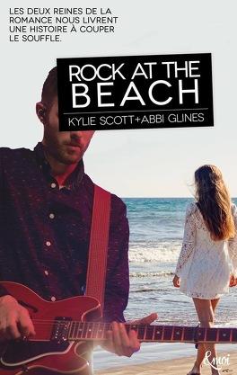 Couverture du livre : Rock At The Beach (Poisson d'Avril)