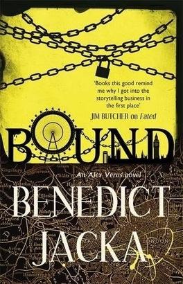 Couverture du livre : Alex Verus, Tome 8 : Bound