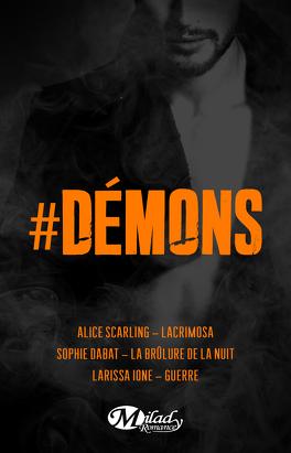 Couverture du livre : #Démons - 3 fois plus de démons