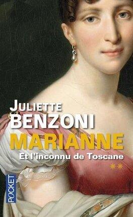 Couverture du livre : Marianne, tome 2 : Marianne et l'inconnu de Toscane