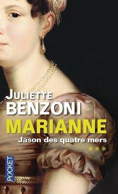 Couverture de Marianne, tome 3 : Jason des quatre mers