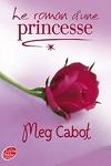 couverture Le Journal d'une Princesse, HS : Le Roman d'une Princesse
